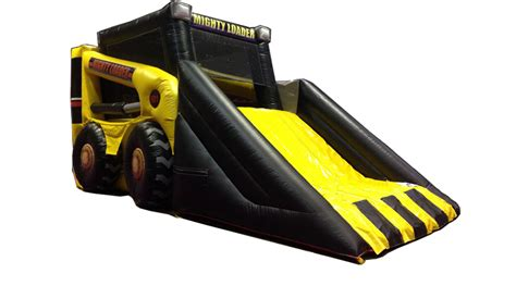 inflatable jump house rent mini loader inflatable combo bounce house slide iowa