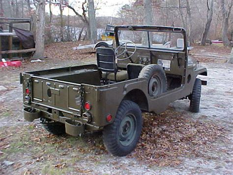 1962 Willys Jeep 1962 M170 Willys Jeep 13570