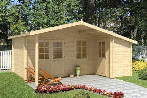 Alpholz Gartenhaus