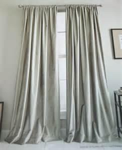 Dkny modern velvet two rod pocket panels glossy light beige 2 50