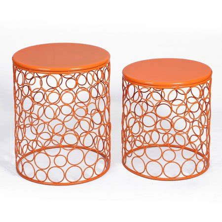 Wire Stool Side Table by Joveco Pattern Metal Iron Wire Structure Stool