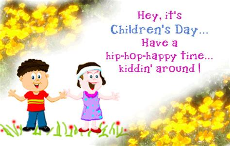 wishes for s day happy childrens day messages cards images and graphics