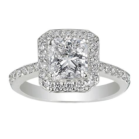62 Diamond Engagement Rings Under $5,000   Glamour