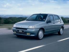 Renault Clio 93 Diaporama Auto La Saga Renault Clio