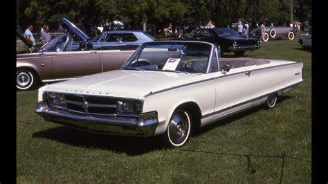 1965 chrysler 300l chrysler 300l