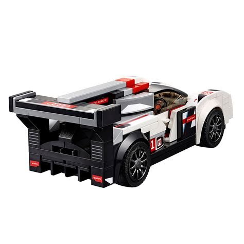 Lego Audi by Lego 75872 Speed Chions Audi R18 E Quattro At