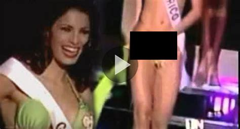 miss guarico the worst wardrobe malfunction in