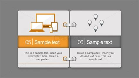 presentation flash card template infographic presentation of index cards slidemodel