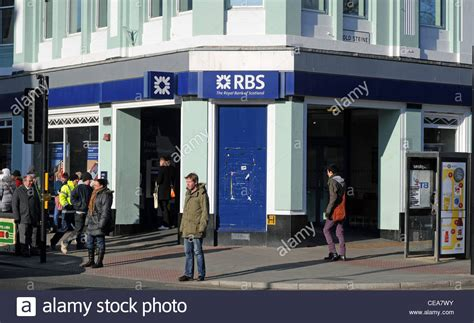 royal bank of scotland uk rbs bank royal bank of scotland branch in brighton uk
