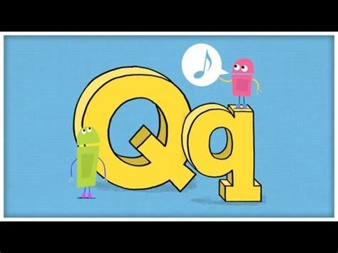 storybots abc jamboree storybots books abc song the letter q quot question for q quot by storybots