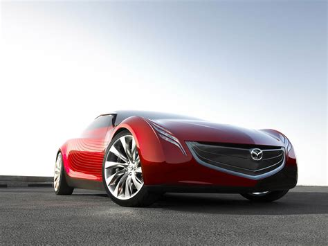 mazda supercar 2007 mazda ryuga concept review supercars
