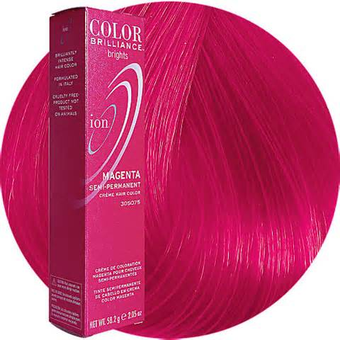 ion hair color ion fuschia hair color brown hairs
