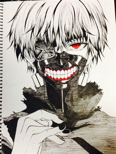 Gantungan Kunci Kaneki Ken Anime Tokyo Ghoul tokyo ghoul kaneki ken by hersheyhong on deviantart