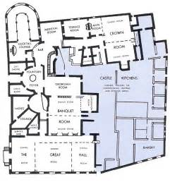 castle home floor plans mideval castle floor plans find house plans