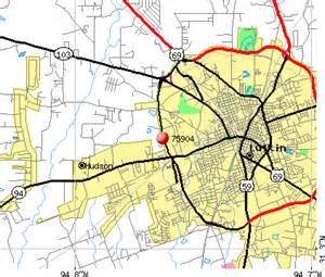 lufkin map