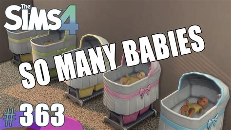 So How Many Babies Is That by So Many Babies The Sims 4 Part 363