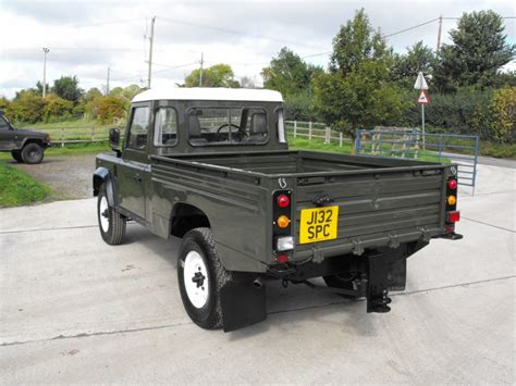 original land rover defender all original 1980 land rover defender hi cap offroad for sale