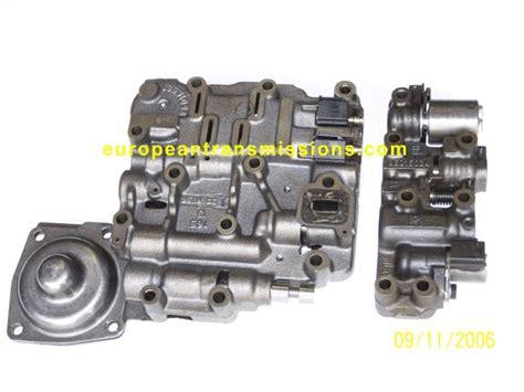 bmw transmission valve valve bodies bmw