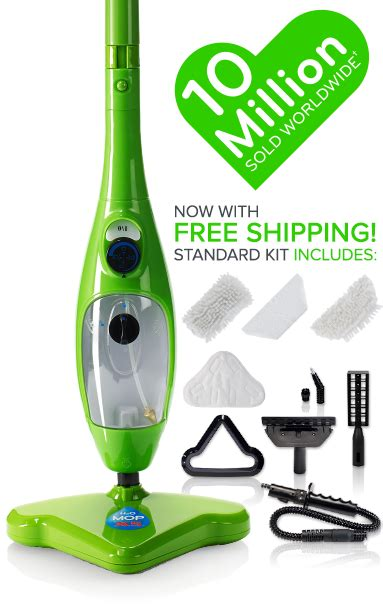 Dijamin H2o Mop X5 Steam Cleaner 5 In 1 h2o mop x5 174 official us site of the original 5 in 1 steamer