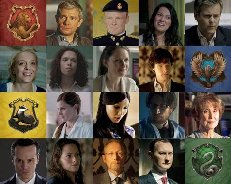 4 hogwarts houses 1000 images about consulting detective on pinterest