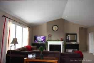 living room wall color light brown walls with dark brown accent wall paint room