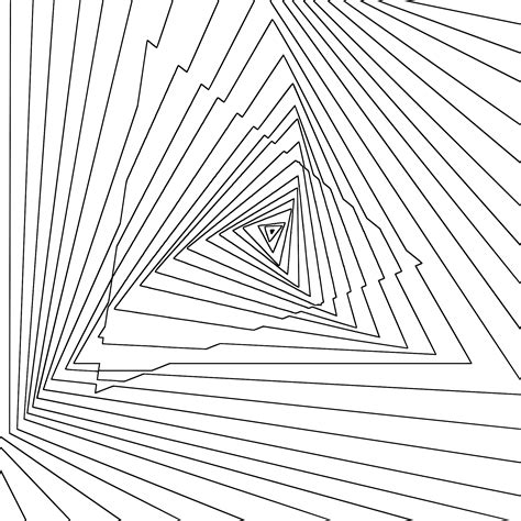 optical illusions coloring pages for adults colouring pages adult coloring book optical illusions