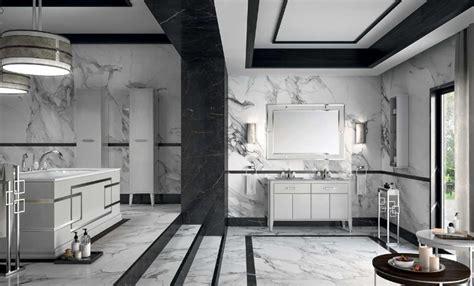 Salle De Bain Marbre Design by Salle De Bain En Marbre Moderne En 40 Id 233 Es Fra 238 Ches Et