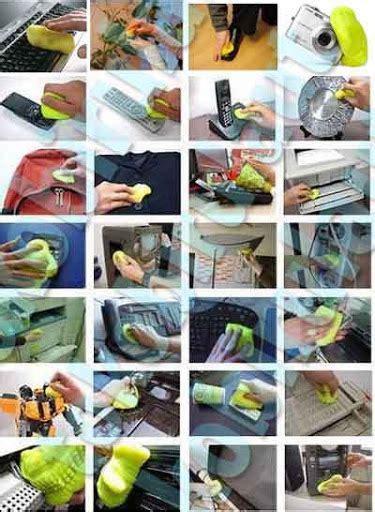 Pembersih Telepon bright cleaner gel pembersih plus desinfektan pusat
