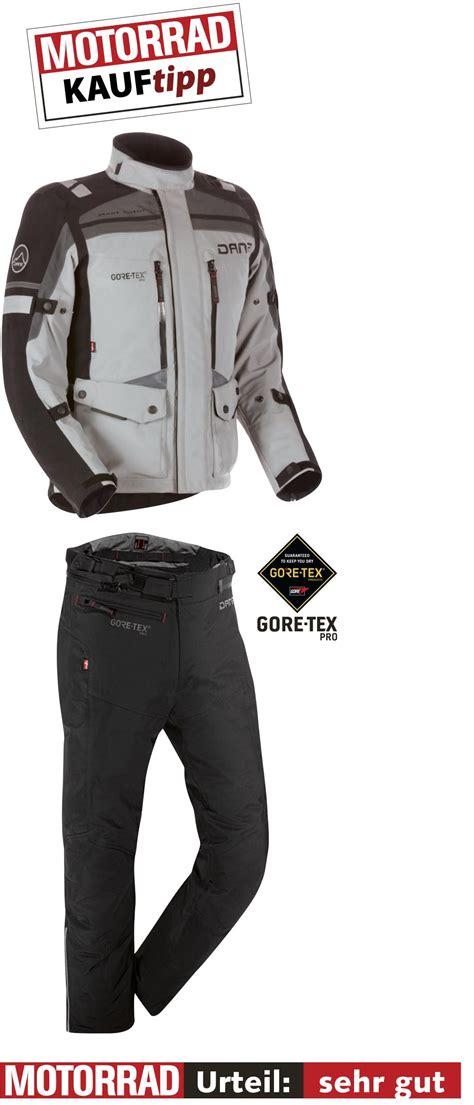 Motorradbekleidung Schweiz by Dane Sealand Und Jonte Gore Tex 174 Pro Kombination Sehr