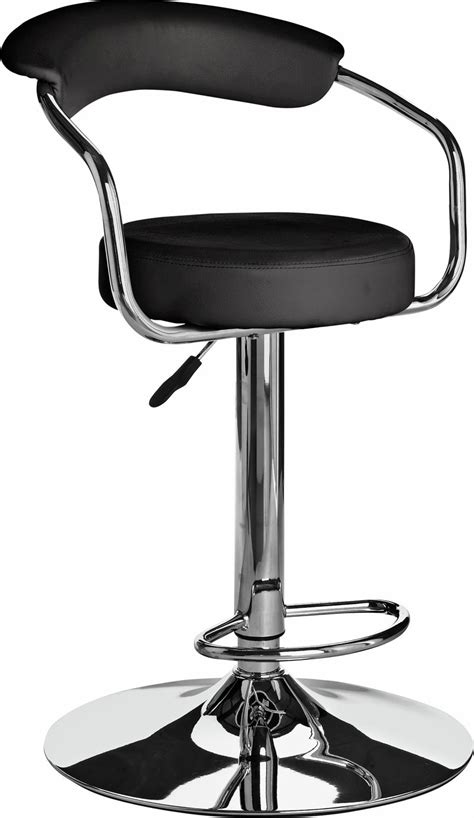 Wide Swivel Bar Stool by Bar Stool Chrome Swivel Wide Back Sold In Pairs