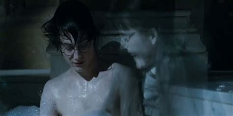harry potter girl in bathroom the 7 least scary ghosts smosh