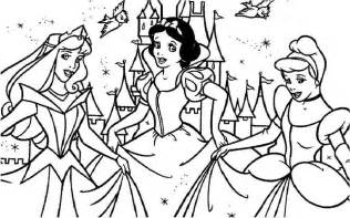 Disney Princess Coloring Pages Amazing Princess Coloring All Disney Baby Princess Coloring Pages Printable
