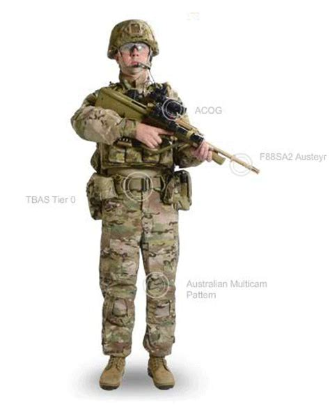 australian soldier 360