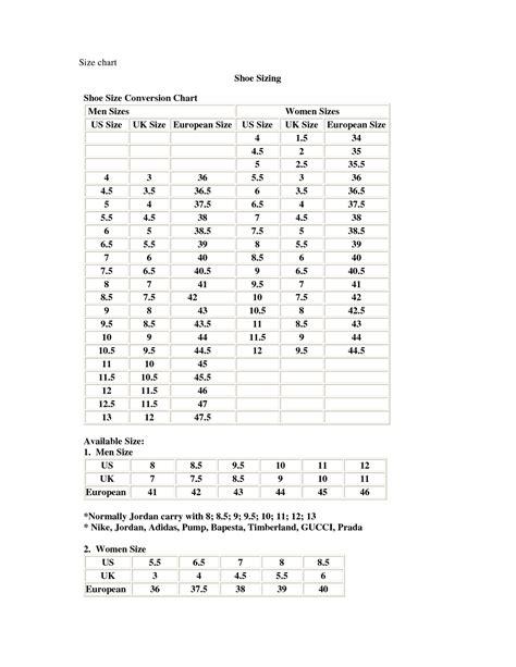 Shoe Size Chart Gucci | gucci shoe size chart gucci shoe size chart mens gucci