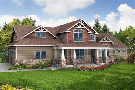 craftman homes craftsman house plans tillamook 30 519 associated designs