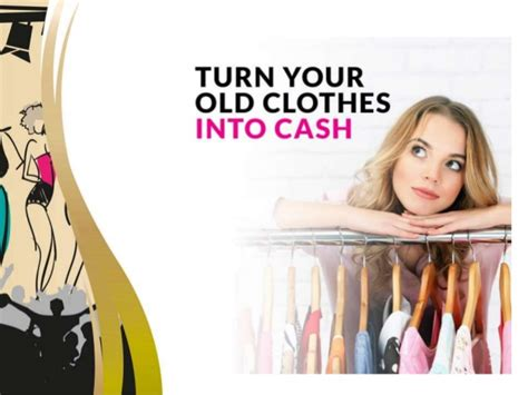 Sell Your Wardrobe by Sell Used Clothes For