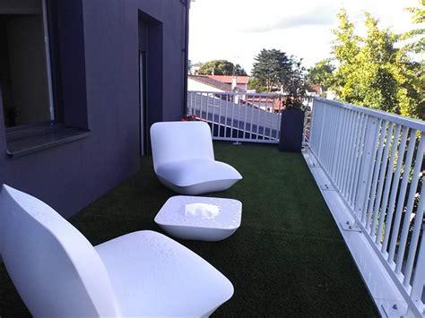 poltrone da terrazzo arredare il terrazzo ecco come ricreare un oasi di relax