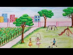 pin  anju mobin  drawing ideas  kids