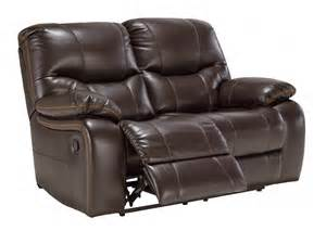 pranas brindle reclining power loveseat 4790074