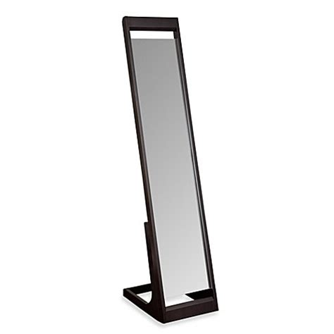 buy harlo full length floor mirror from bed bath beyond