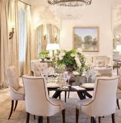 Dining Rooms With Round Tables by Luxury Round Dining Room Tables For 6