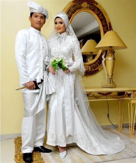 design baju nikah muslimah 19 best images about busana pengantin on pinterest