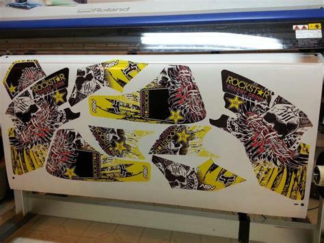 Quad Aufkleber Kit by Suzuki Ltz 400 Atv Graphics Kit By Fireblade Graphics