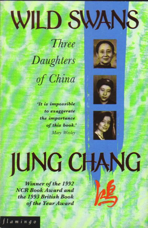 chang books swans by jung chang words to read next