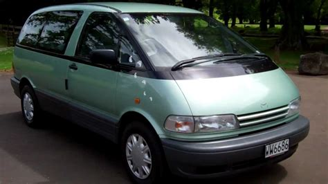 1996 toyota previa photos informations articles bestcarmag com