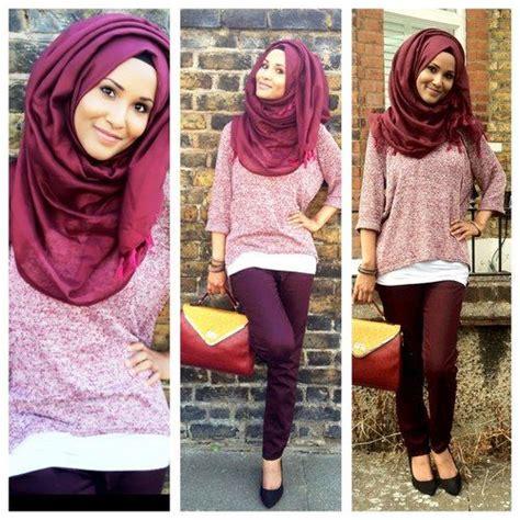 Baju Muslim Casual Elegan model baju muslim wanita terbaru paling laris