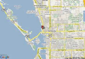 map of hotel indigo sarasota sarasota
