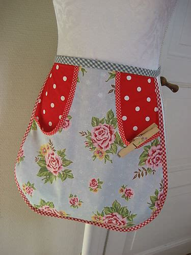 pattern peg apron erleperle the housewife society
