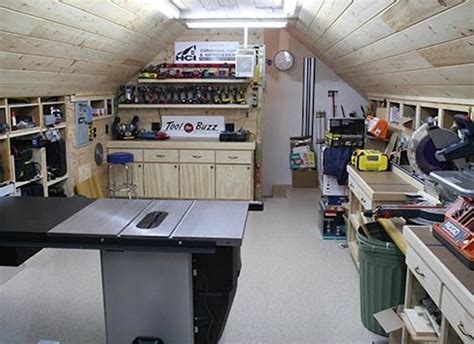 garage workshop workshop ideas where to set up yours
