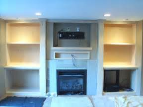 fireplace with mantel for flat screen tv